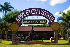 Appleton Estate Rum Factory
