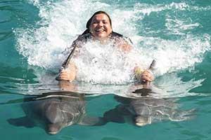 Dolphin's Cove in Ocho Rios Jamaica