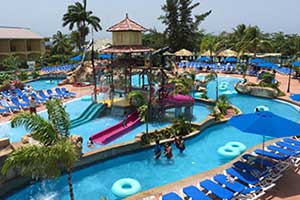 Jewel Lagoon Waterpark in Runaway Bay
