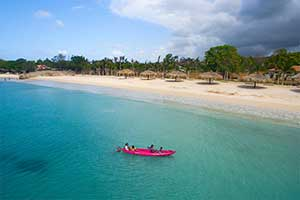 Puerto Seco Beach in Discovery Bay Jamaica