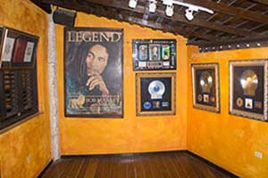 Bob Marley Museum in Nine Mile