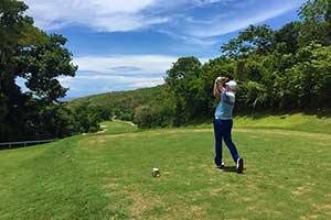 Cinnamon Hill Golf Course in Montego Bay, Jamaica