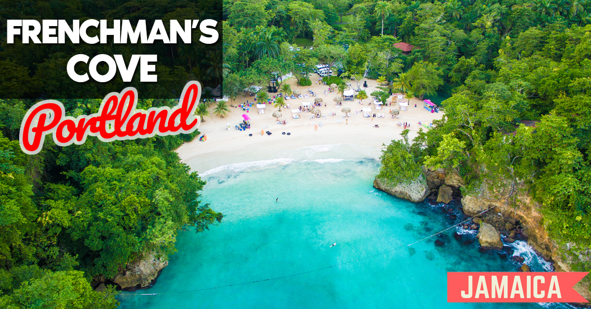 Frenchman S Cove In Portland Jamaica Things To Do In