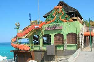 Margaritaville in Montego Bay on Hip Strip