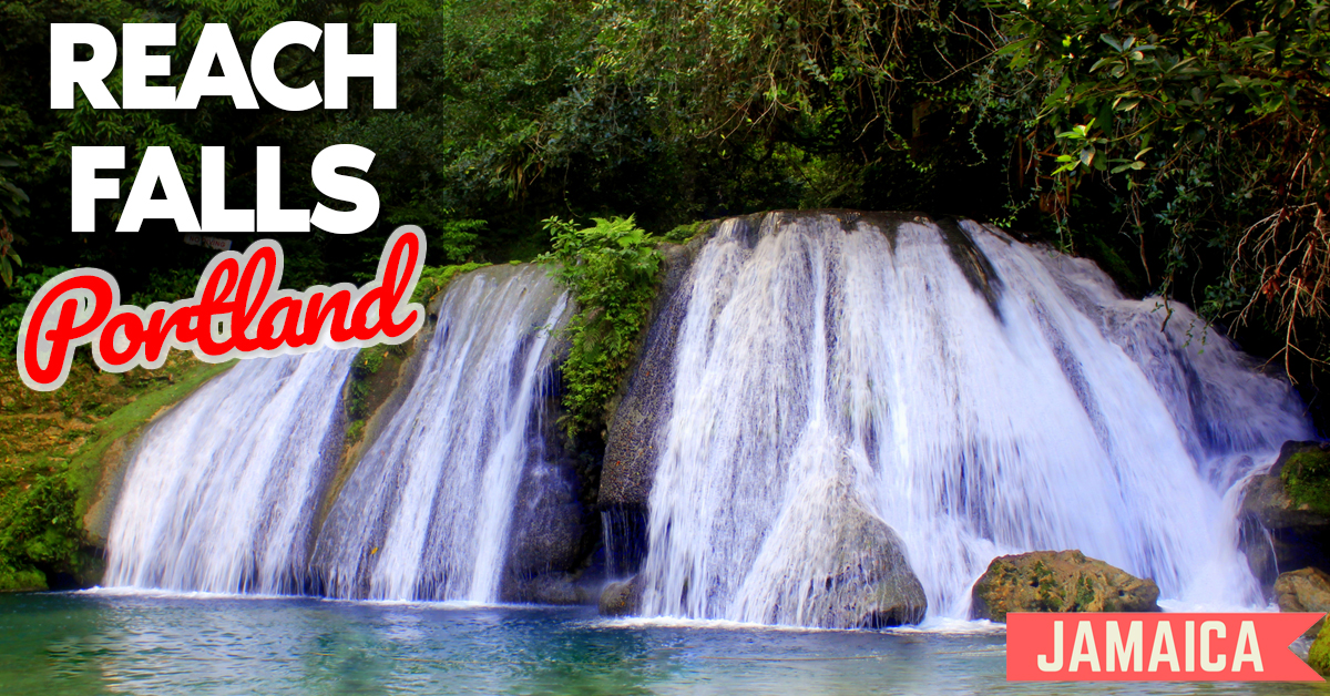 Reach Falls In Portland Jamaica Things To Do In Jamaica