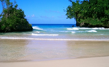 Beaches in Jamaica