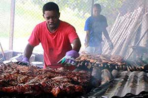 Scotchies Jerk Center in Ocho Rios