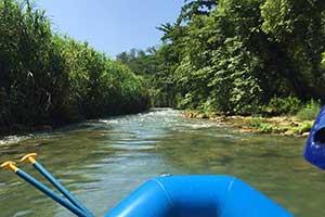 Rio Bueno Jamaica (Rafting or Tubing)