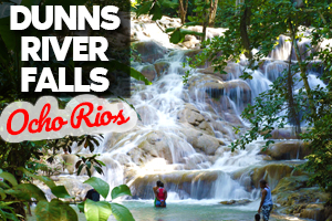 Dunns River Falls Tour in Ocho Rios Jamaica