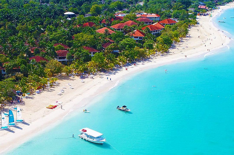 The Absolute 5 Best Hotels in Negril