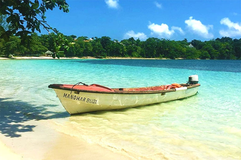 The Top 5 Most Amazing Beaches in Portland, Jamaica